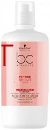 BC Bonacure Peptide Repair Rescue Deep Nourishing Treatment MAXI