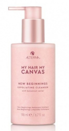 My Hair My Canvas New Beginnings Exfoliating Cleanser