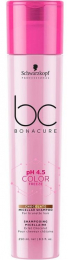 BC Bonacure pH 4.5 Color Freeze Chocolate Micellar Shampoo