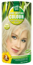 Long Lasting Colour High Light Silver Blond 10.01