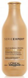 Série Expert Absolut Repair Gold Quinoa + Protein Shampoo