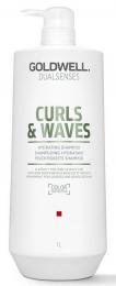Dualsenses Curls & Waves Hydrating Shampoo MAXI