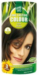 Long Lasting Colour Light Brown 5